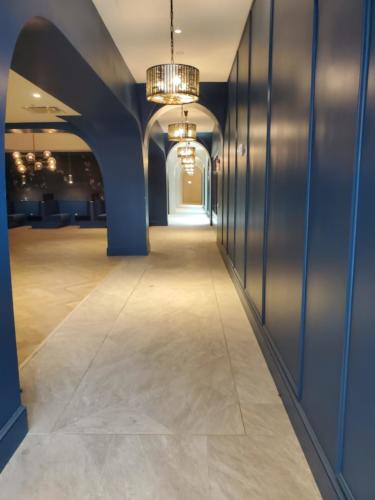 Thompson Hotel Hallway